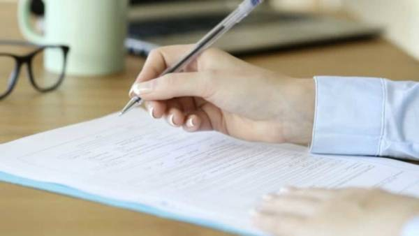 Guidelines for Completing Competency Based Application Forms
